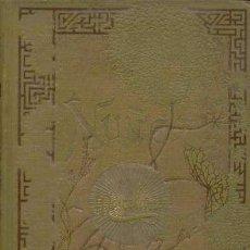 Libros antiguos: MISCELÁNEA LITERARIA / GASPAR NUÑEZ DE ARCE / MAUCCI. Lote 25338713
