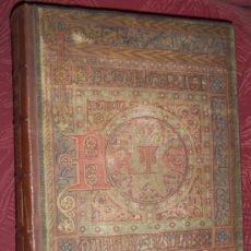 Libros antiguos: HISTORIA GENERAL DEL ARTE POR JOAQUÍN FONTANALS DEL CASTILLO DE MONTANER Y SIMÓN EN BARCELONA 1893. Lote 21019868