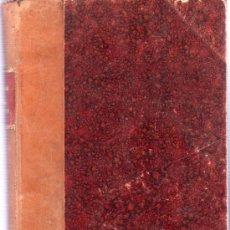 Libros antiguos: COMMENTARII IN EXERCITIA SPIRITUALIA. S. P. N. IGNATII 1. DENIS. 21,5 X 14,5 CM. 500 PAGINAS.. Lote 21121035