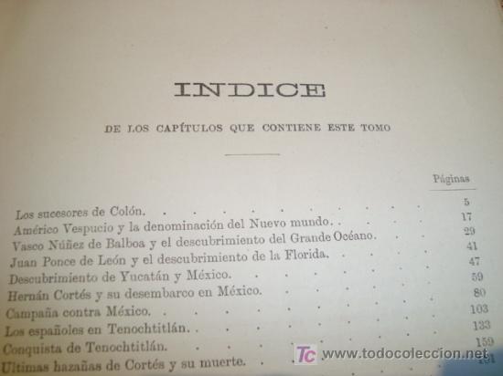 Libros antiguos: AMÉRICA - HISTORIA DE SU DESCUBRIMIENTO - RODOLFO CRONAU - TOMO SEGUNDO (1892) - Foto 2 - 21173524
