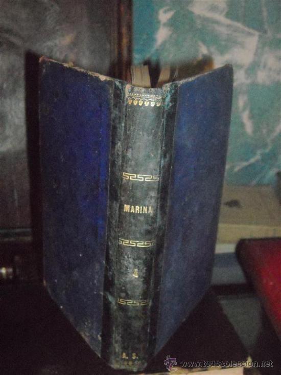 NOVELA MARINA LA HIJA DE LAS OLAS (Libros Antiguos, Raros y Curiosos - Bellas artes, ocio y coleccionismo - Otros)