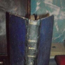 Livres anciens: NOVELA MARINA LA HIJA DE LAS OLAS. Lote 189607266