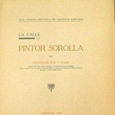 Libros antiguos: PINTOR SOROLLA. Lote 21184516