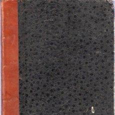 Libros antiguos: LA CASA BLANCA. PAUL DE KOCK. MADRID 1852. BIBLIOTECA ILUSTRADA DE GASPAR Y ROIG. 27 X 18 CM.. Lote 21223354