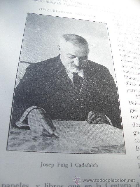 Libros antiguos: HISTORIA NACIONAL DE CATALUNYA, ROVIRA I VIRGILI 7 VOLS. ED.PÀTRIA 1922-1934 - Foto 4 - 39840075
