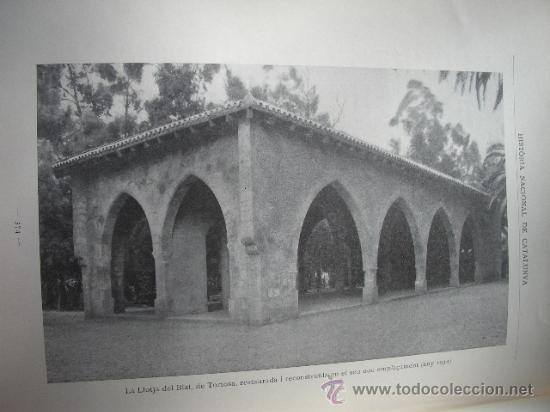 Libros antiguos: HISTORIA NACIONAL DE CATALUNYA, ROVIRA I VIRGILI 7 VOLS. ED.PÀTRIA 1922-1934 - Foto 9 - 39840075