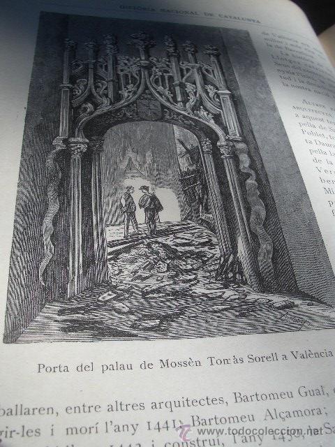 Libros antiguos: HISTORIA NACIONAL DE CATALUNYA, ROVIRA I VIRGILI 7 VOLS. ED.PÀTRIA 1922-1934 - Foto 10 - 39840075