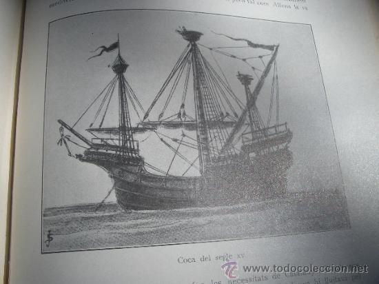 Libros antiguos: HISTORIA NACIONAL DE CATALUNYA, ROVIRA I VIRGILI 7 VOLS. ED.PÀTRIA 1922-1934 - Foto 12 - 39840075