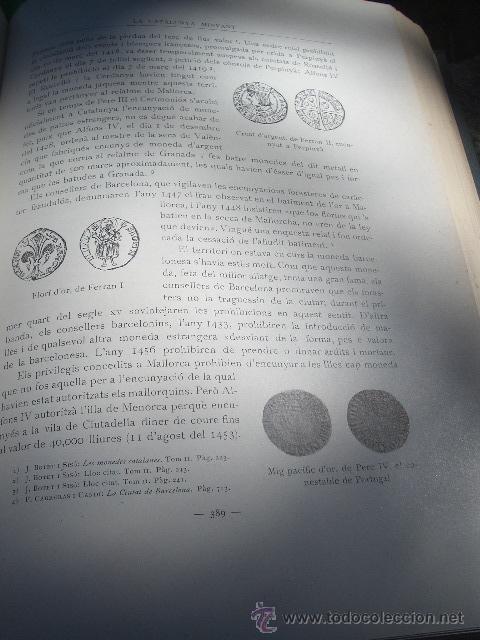 Libros antiguos: HISTORIA NACIONAL DE CATALUNYA, ROVIRA I VIRGILI 7 VOLS. ED.PÀTRIA 1922-1934 - Foto 13 - 39840075