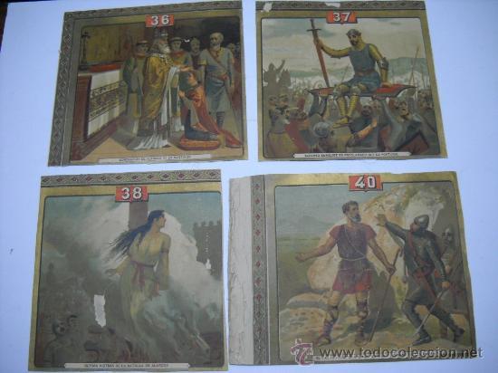 Libros antiguos: EXPLICACIÓN DE LAS LÁMINAS DE HISTORIA DE ESPAÑA DE S. CALLEJA. 1876.10X15 112P. + 14 LÁMINAS - Foto 3 - 21263798