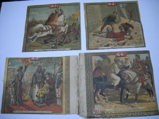 Libros antiguos: EXPLICACIÓN DE LAS LÁMINAS DE HISTORIA DE ESPAÑA DE S. CALLEJA. 1876.10X15 112P. + 14 LÁMINAS - Foto 4 - 21263798