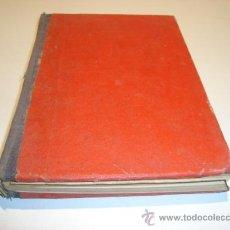Libros antiguos: CURSO ELEMENTAL DE AGRICULTURA - GARCIA NOGUEROL. Lote 21301511
