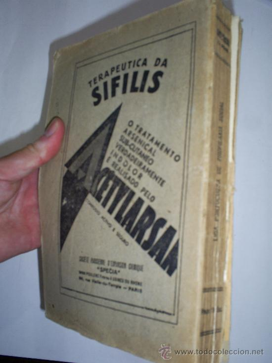 Libros antiguos: Conferências da Liga Portuguesa de Profilaxia Social 3ª Serie 1936 RM41704 - Foto 2 - 25591477