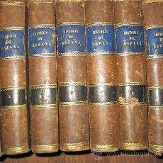 Libros antiguos: HISTORIA GENERAL DE ESPAÑA Y DE SUS INDIAS DESDE LOS TIEMPOS MAS REMOTOS HASTA NUESTROS DIAS POR D.. Lote 27216981