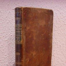 Libros antiguos: REFLEXIONES SOBRE LA NATURALEZA -TOMO VI - NOVIEMBRE Y DICIEMBRE - M. STURM -1826. Lote 21772543