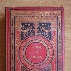 Libros antiguos: LAS TARDES DE LA GRANJA Ó LAS LECCIONES DEL PADRE. SÉPTIMA EDICIÓN. DUCRAY-DUMINIL. Lote 21779705