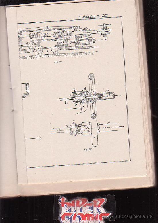 Libros antiguos: TRATADO DE MAQUINAS DE VAPOR / AUTOR : DON JOSE DE IRIARTE Y ARJONA - editado en 1923 - Foto 5 - 244897160