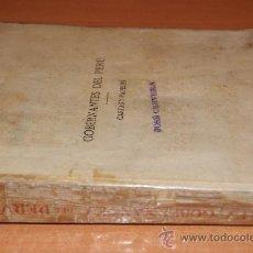 Libros antiguos: GOBERNANTES DEL PERU /1926/TOMO XIV/CARTAS Y PAPPELES DE SIGLO XV CURIOSO . Lote 22073953