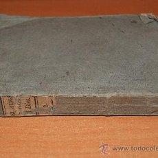 Libros antiguos: EL ALMA ELEVADA A DIOS /1820/TOMO II /IMPRESO EN PAMPLONA . Lote 22105654