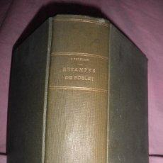 Libros antiguos: ESTAMPES DE POBLET- LA DECADENCIA DE POBLET- SILUETES DE SANTES CREUS - M.JOSEP PALOMER-AÑO 1927.. Lote 26401658