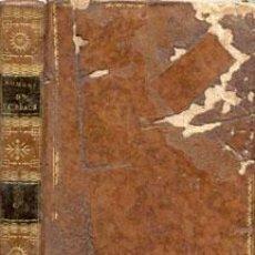 Libros antiguos: ROMANS ET CONTES – AÑO 1788. Lote 26903274