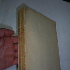 Libros antiguos: MANUALE DI ANTROPOLOGIA E PSICOLOGIA CRIMINALE B. DI TULLIO ANONIMA ROMANA EDITORIALE 1931 RM47562. Lote 22771608