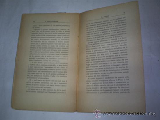 Libros antiguos: Il delitto passionale FILIPPO MANCI Torino Fratelli Bocca – Editori 1928 RM47574 - Foto 3 - 22772695