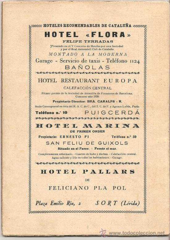 Libros antiguos: EL PUERTO DE BARCELONA – ANTONIO RUÉ DALMAU – 1931 - Foto 2 - 26756399