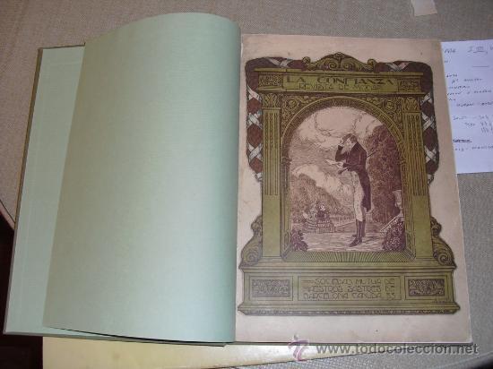 Libros antiguos: 1876-1926 LIBRO CONMEMORACION DEL CINCUENTENARIO DE LA SOCIEDAD DE MAESTROS SASTRES - Foto 2 - 25497874