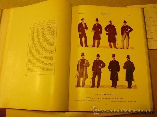 Libros antiguos: 1876-1926 LIBRO CONMEMORACION DEL CINCUENTENARIO DE LA SOCIEDAD DE MAESTROS SASTRES - Foto 4 - 25497874