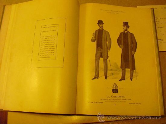 Libros antiguos: 1876-1926 LIBRO CONMEMORACION DEL CINCUENTENARIO DE LA SOCIEDAD DE MAESTROS SASTRES - Foto 5 - 25497874