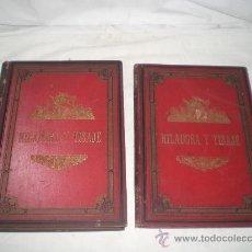 Libros antiguos: 0791- HILADURA Y TISAJE, 2 VOLS., ROMÀ, BARCELONA, JOAQUIN RIBERA. Lote 22848176