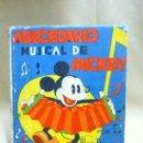Libros antiguos: LIBRO, CANCIONERO, PARTITURAS, ABECEDARIO MUSICAL DE MICKEY, WALT DISNEY, SINFONIAS INOCENTES, 1936. Lote 22949619