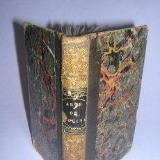 Libros antiguos: 1854 - NOVISIMO DICCIONARIO MANUAL DEL ARTE DE LA COCINA - REPOSTERO, LICORISTA, ETC. - NO EN CCPBE. Lote 26299842