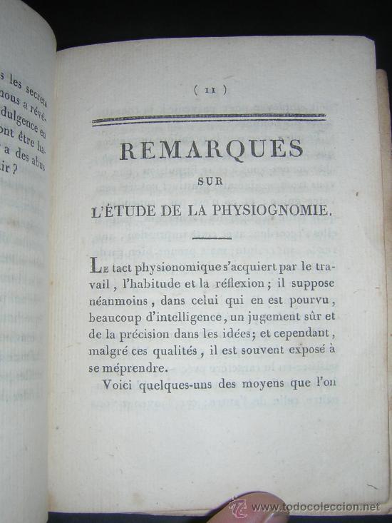Libros antiguos: 1815 - LE LAVATER DES DAMES OU LÀRT DE CONNOITRE LES FEMMES SUR LEUR PHYSIONOMIE - 30 LAMINAS COLOR - Foto 6 - 26503984