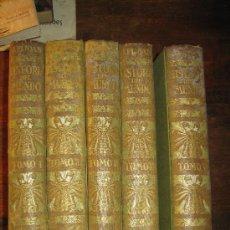 Libros antiguos: HISTORIA DEL MUNDO J. PIJOAN 5 TOMOS OBRA COMPLETA, PERFECTOS 3 . Lote 27511938