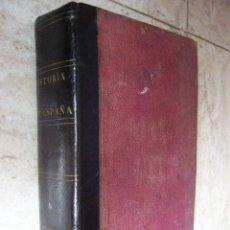 Libros antiguos: HISTORIA GENERAL DE ESPAÑA. PADRE JUAN DE MARIANA. TOMO VIII + APENDICES. MADRID, 1869. . Lote 23942420