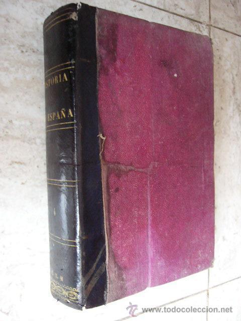 HISTORIA GENERAL DE ESPAÑA. PADRE JUAN DE MARIANA. TOMO IV. MADRID, 1867. 1044 PP. (Libros Antiguos, Raros y Curiosos - Historia - Otros)
