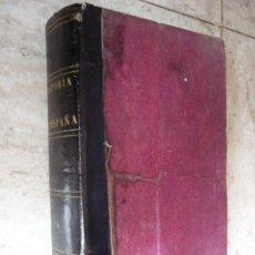 Libros antiguos: HISTORIA GENERAL DE ESPAÑA. PADRE JUAN DE MARIANA. TOMO IV. MADRID, 1867. 1044 PP.. Lote 23942483