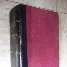 Libros antiguos: HISTORIA GENERAL DE ESPAÑA. PADRE JUAN DE MARIANA. TOMO III. MADRID, 1867. 1355 PP.. Lote 23942534