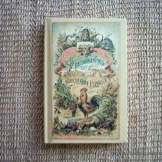 Alte Bücher - CELSO GOMIS. RUDIMENTOS DE AGRICULTURA ESPAÑOLA. SEGUNDA EDICIÓN 1908. 150 DIBUJOS DEL AUTOR. - 26876893