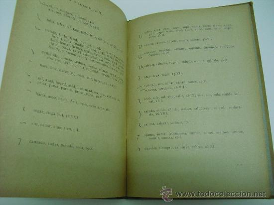 Libros antiguos: 1916 HOMOGRAFIA DEL SISTEMA GARRIGA DE TAQUIGRAFIA - Foto 3 - 26361717