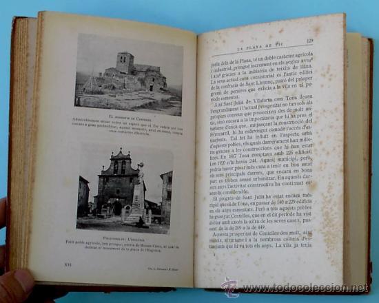 Libros antiguos: LA PLANA DE VIC. GONÇAL DE REPARAZ (FILL). CAPÍTOLS I i II. EDITORIAL BARCINO, 1928. - Foto 4 - 24248646