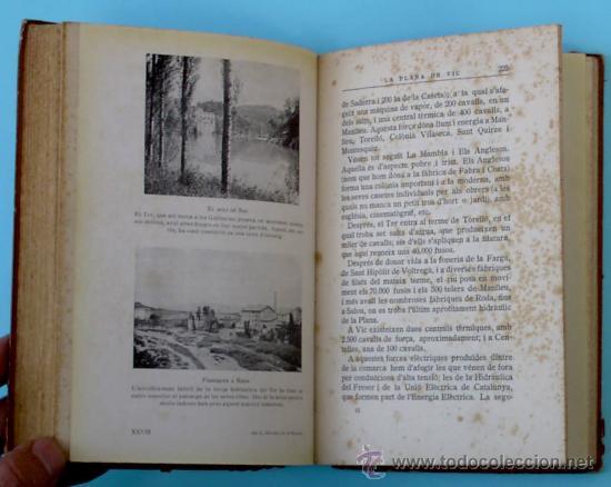 Libros antiguos: LA PLANA DE VIC. GONÇAL DE REPARAZ (FILL). CAPÍTOLS I i II. EDITORIAL BARCINO, 1928. - Foto 2 - 24248646