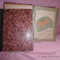 Libros antiguos: EL MUNDO CIENTIFICO - AÑO 1899 - 64 PRIMEROS NUMEROS DE ESTAS REVISTA ILUSTRADA.. Lote 27147583
