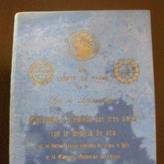 Libros antiguos: ANTIGUO LIBRO EL CORTE DE PARIS - MUCHOS MAS RARO QUE LOS DE SISTEMA MARTI - PRIMER CURSO COMPLETO P. Lote 146160720