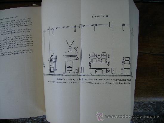 Libros antiguos: tratado moderno de fabricacion de chocolates 1935 306 pgs magnifico - Foto 3 - 26209843