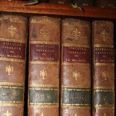 Libros antiguos: HISTOIRE GÉNERALE DE LA BELGIQUE. DEWEZ (MR.). Lote 24616321