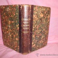 Libros antiguos: COMPENDIO DE HISTORIA UNIVERSAL Y PARTICULAR DE ESPAÑA - J.CORTADA - AÑO 1864.. Lote 26188399