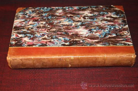 1219- HISTOIRE DE LA SOCIETÉ DOMESTIQUE, 2ª EDITION, TOME PREMIER, GAUME, PARIS, 1854 (Libros Antiguos, Raros y Curiosos - Pensamiento - Otros)